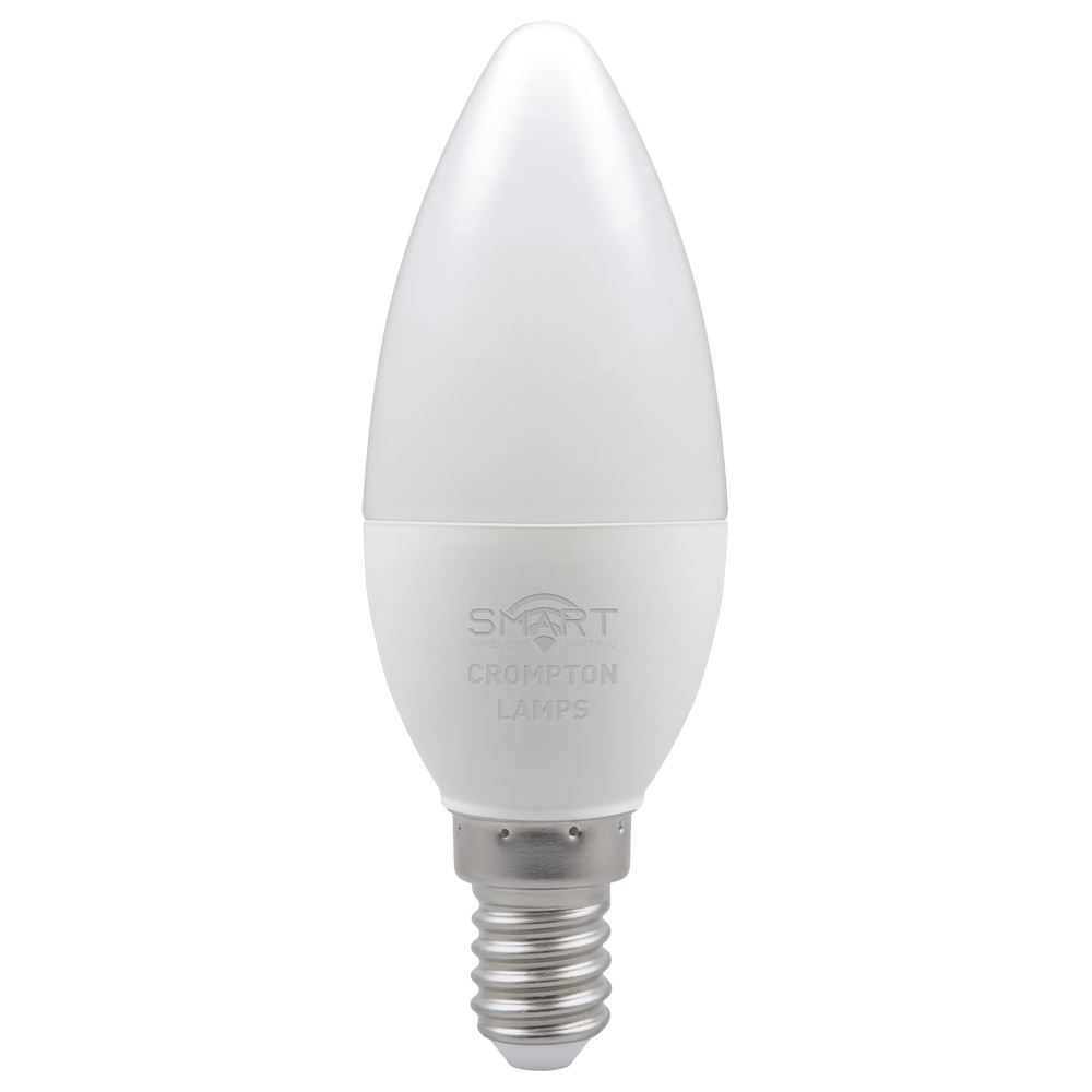 12356 - LED Smart Candle Thermal Plastic Dimmable 5W 3000K SES-E14