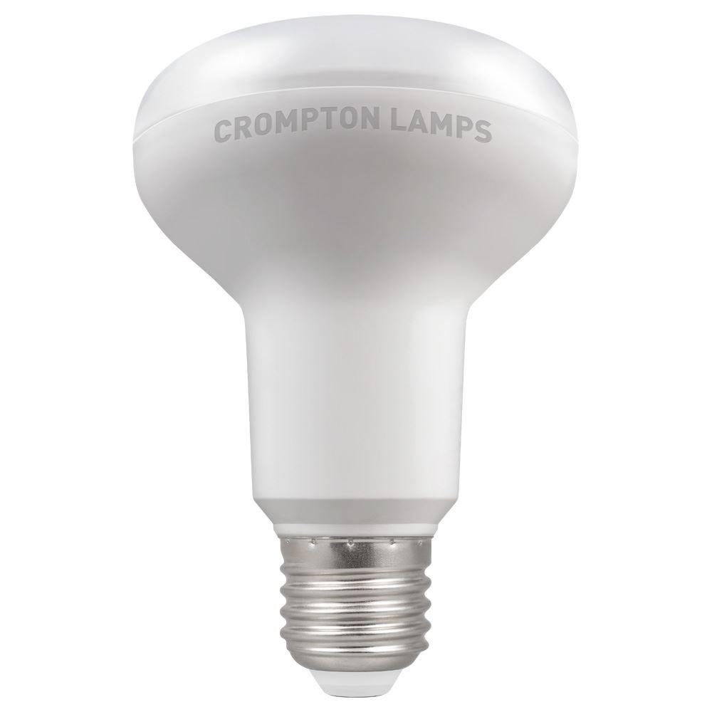 12738 - LED Reflector R80 Thermal Plastic 10W 2700K ES-E27