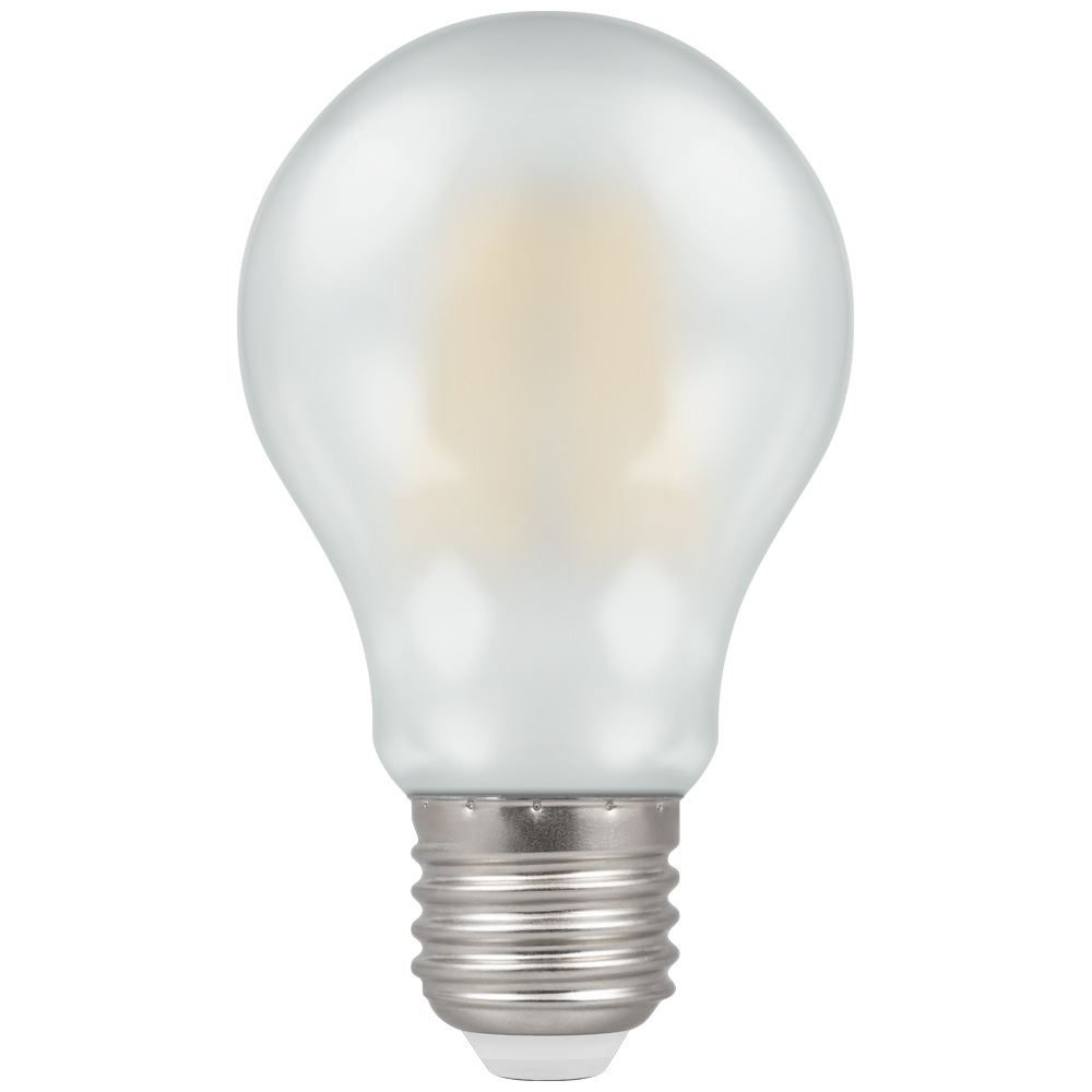 5945 - LED GLS Filament Pearl 5W Dimmable 2700K ES