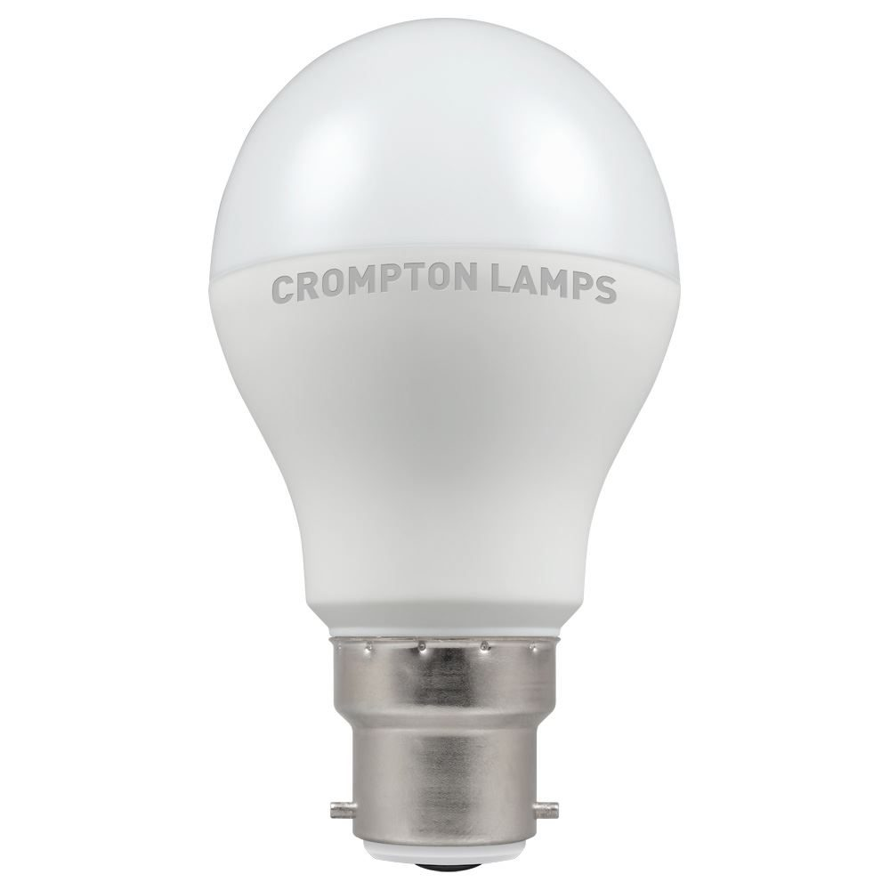 7475 - LED GLS Thermal Plastic 12W Dimmable 6500K BC-B22d