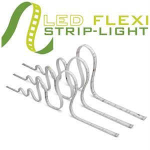 Phoebe LED Flexi-Strip Title
