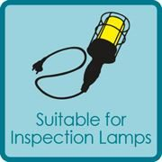 Suitable for Inspection Lamps