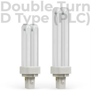 CFL Double Turn D Type