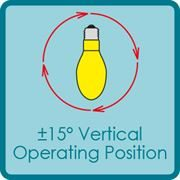 Vertical Operating Position