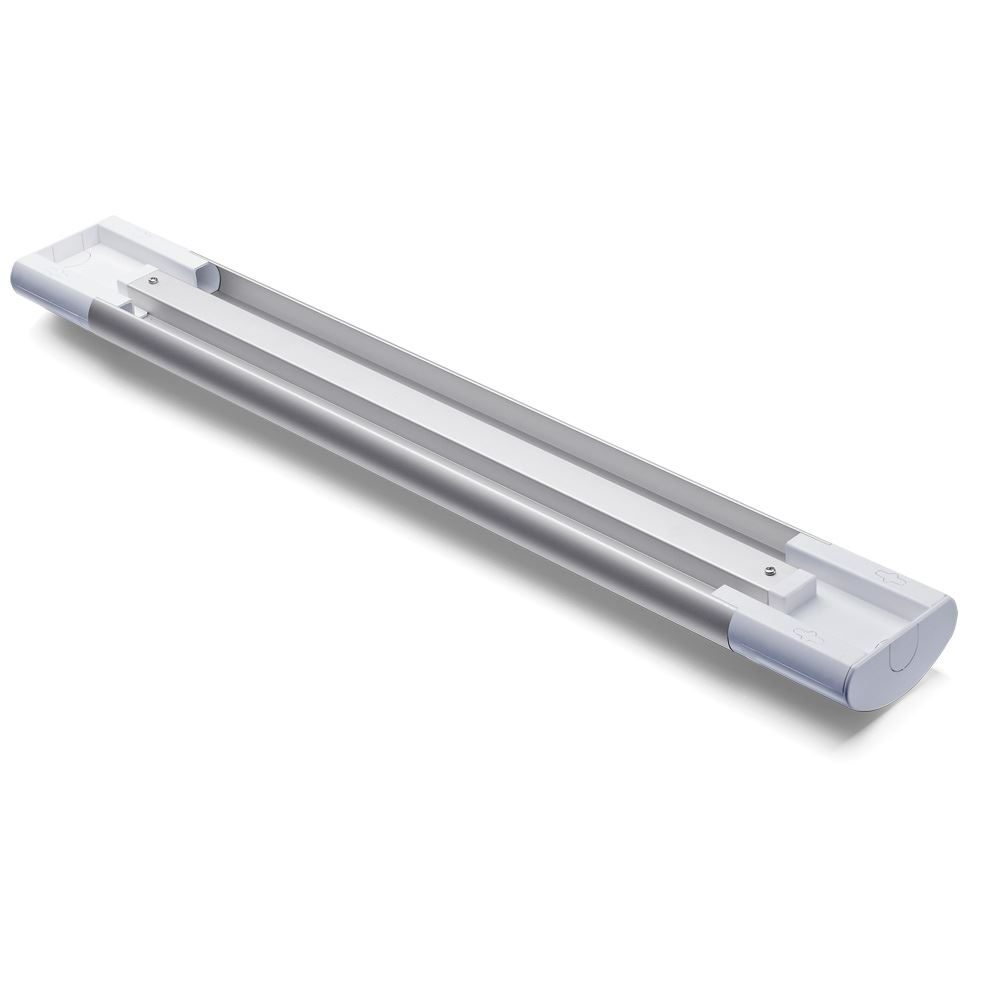 12219 - Photius Integrated 1200mm Linear Batten 40W Tri-Colour Select