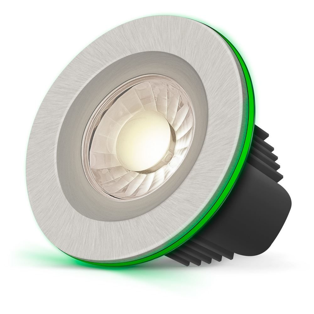 Spectrum RGB Downlight Smart Wifi and Bluetooth • Dimmable • 10W • 2200K-6500K