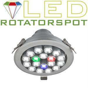 Phoebe LED Rotatorspot