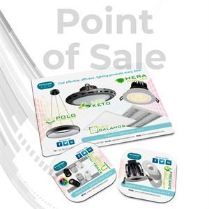 Crompton Lamps Point of Sale