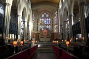 A Glowing Partnership - Crompton Lamps Lighting Leeds Minster with LEDs