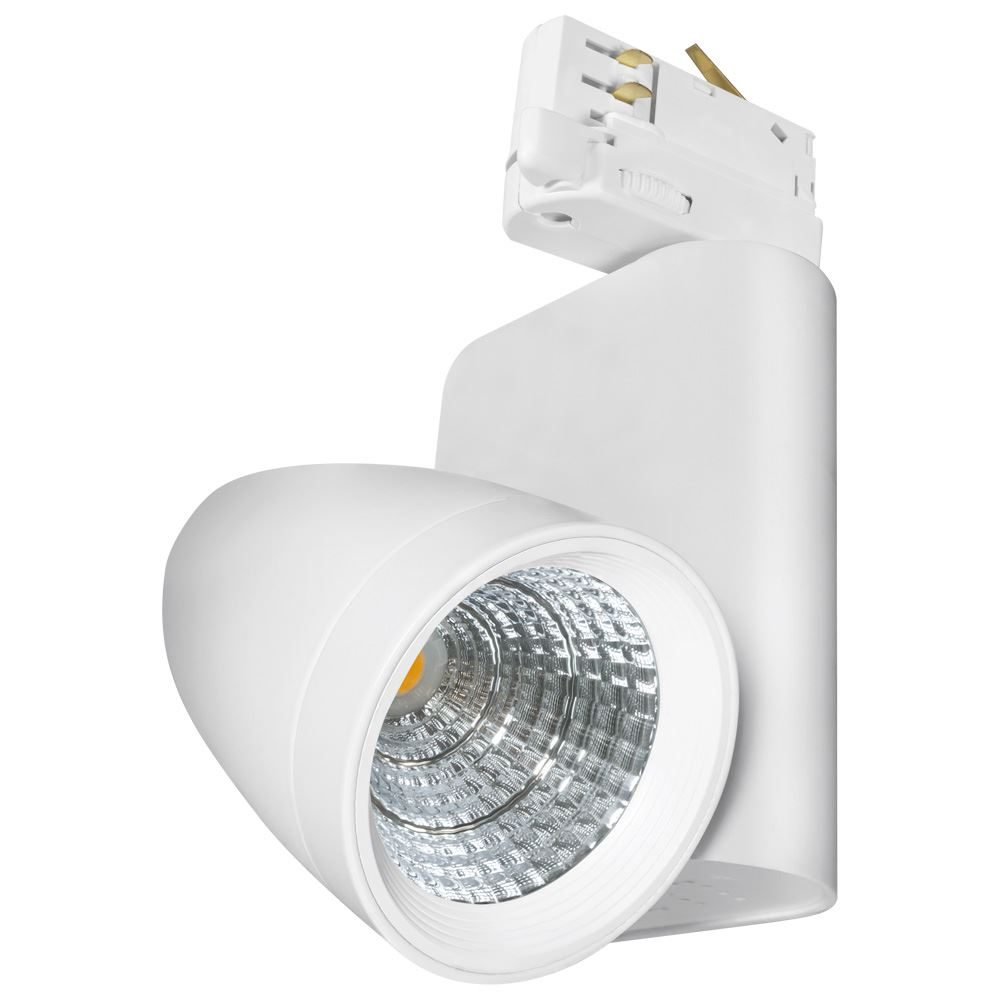 6706 - Ares Track Spot-Light 12W 4000K White