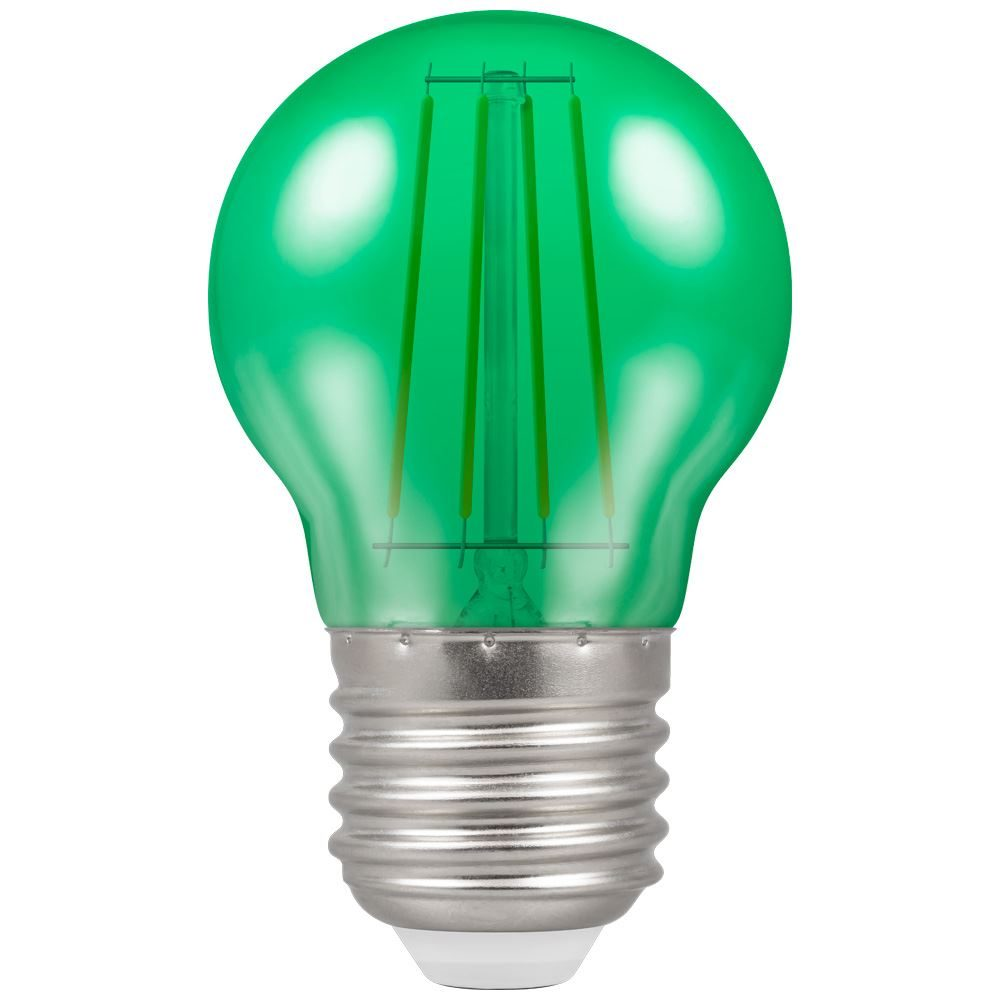 Round-Filament-Harlequin-Green-LED-4W-ES-9820