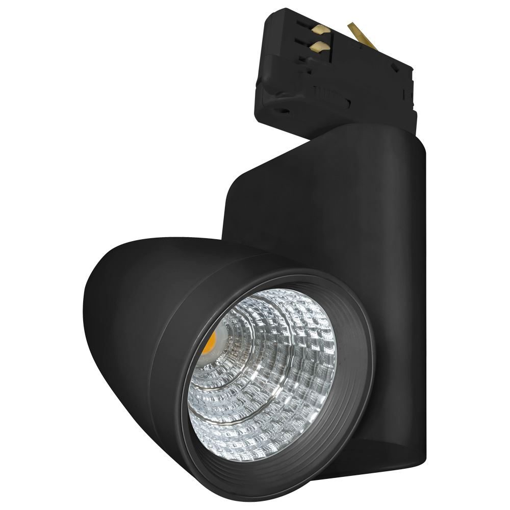 6683 - Ares Track Spot-Light 12W 4000K Black